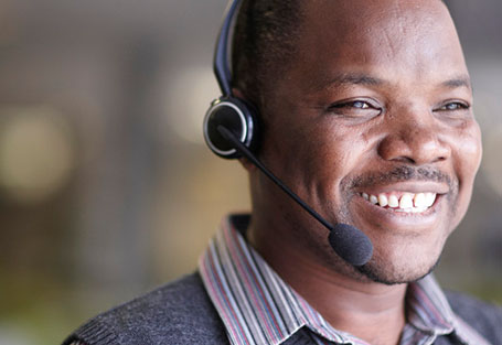 Contact support. He works in our South Africa office, but we all our customer service people are just as nice.