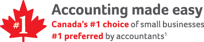 Canada's #1 Choice of Small Businesses & Accountants
